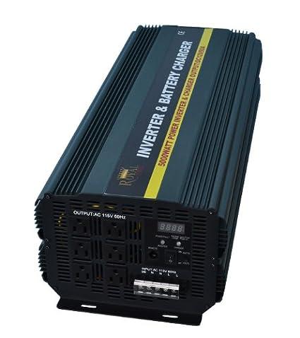 41h4kFty9XL._SX425_ amazon com royal power pic5000 12 power inverter 5000 watt 12 volt