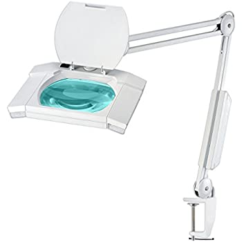 Amazon Com High Efficiency Magnifying Lamp Giant 7 Quot X 6