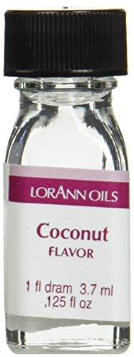 Lorann Oils Coconut Flavoring Dram product image