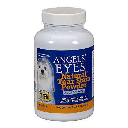 Angel's Eyes Tear Stain Eliminator-Remover, 2.65 Oz, Natural Chicken]()