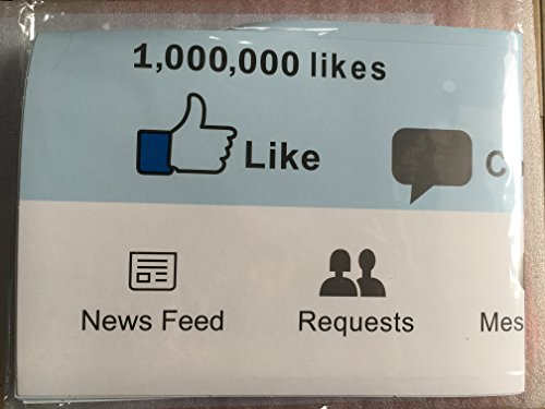 1pcs Fb Social Media Photo Frame Booth Prop Paper Photo Booth Props