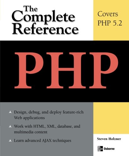 PHP: The Complete Reference by McGraw-Hill Education