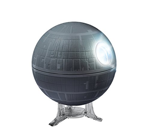 Uncle Milton Death Star Planetarium Pro Kit Projector - Gray (Certified (Famous Look Automatic Watch)