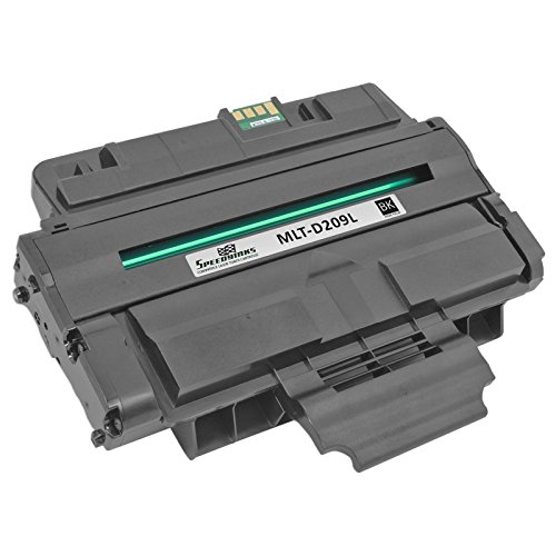 Speedy Inks - Compatible for Samsung 209L MLT-D209L High Yield Black Laser Toner Cartridge for use in ML-2855ND, SCX-4824FN, SCX-4826FN, & SCX-4828FN