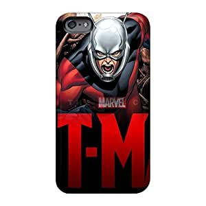 Best Hard Phone Cases For Iphone 6 (JPU7802jMBB) Support Personal Customs Lifelike Ant Man Pictures