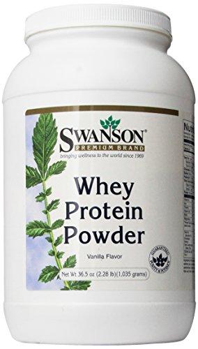 Protein Powder vanilla flavor grams