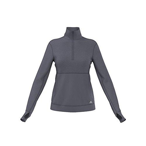 1 Climalite nbsp;zip Pullover Onix Adidas Da 2 Twist Donna xqAWvwBT