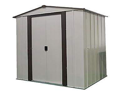 Newburgh 6 ft. x 5 ft. Steel Storage Shed(6 x 5 ft.1,8 x 1,4 m)
