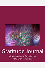Gratitude Journal Diary