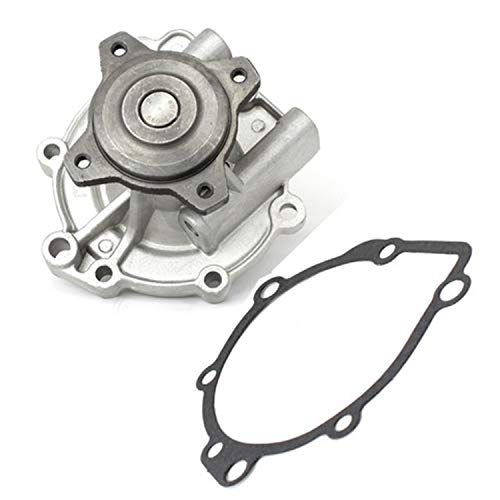 Maxfavor Engine Water Pump for 1999-2003 Chevy Tracker / 1996-2007 Suzuki Aerio Sidekick Esteem SX4 Vitara 1.8L 2.0L 2.3L (AW9342 Replacement)