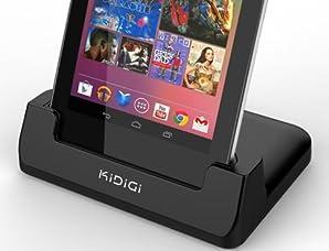 Kidigi USBカバーメイトクレードル for Nexus 7