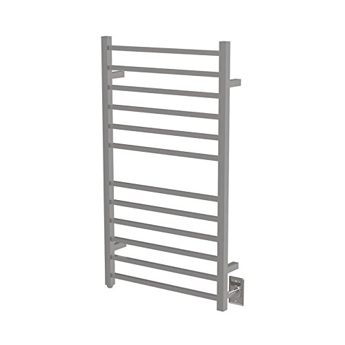 Amba RSWHL-P Radiant Large Square Hardwired Towel Warmer