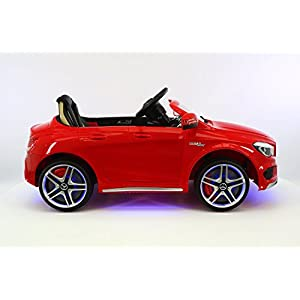 12V-Electric-Powered-Battery-Operated-LED-Wheels-Kids-Ride-on-Car-With-Parental-Remote-Control