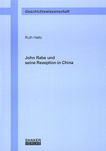 John Rabe und seine Rezeption in China