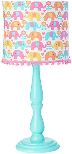 Abajur Infantil Carambola Luminárias Multicor