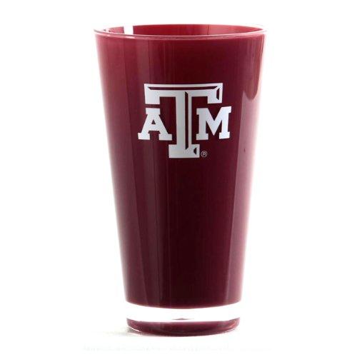 Texas A&m Acrylic (NCAA Texas A&M Single Tumbler, 20-Ounce)