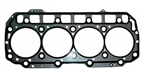 NEW HEAD GASKET FITS YANMAR ENGINE 4TNV98-N 4TNV98-S 4TNV98-V Y129907-01331 Y12990701331 -  RAREELECTRICAL, Y129907-01331B2
