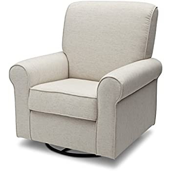 Amazon Com Delta Furniture Avery Upholstered Glider