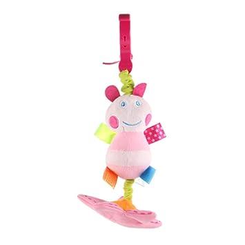 Sonajero del bebé que cuelga los juguetes Cuna que cuelga el juguete ...