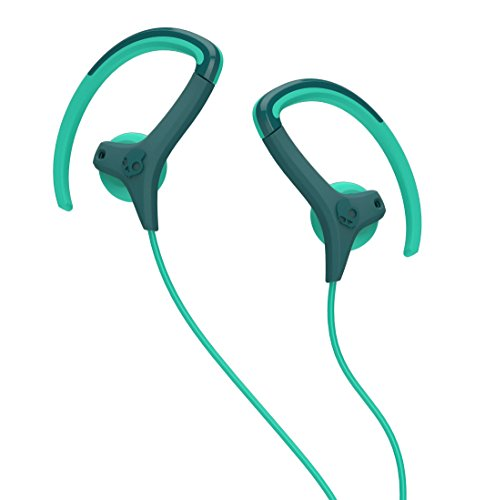 Skullcandy Chops Earbuds Teal/Green/Green, One Size