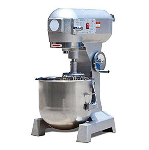 10L Commercial Dough Mixer Bakery Dough Food Mixer Egg Beater Blender 220V