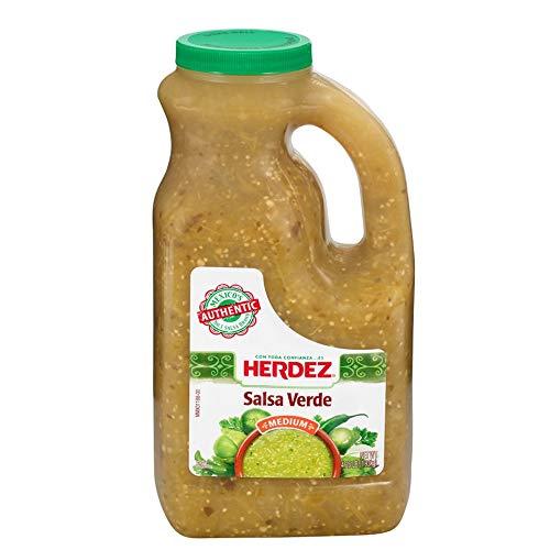 Max Green Verde - PACK OF 6 - Herdez Salsa Verde, 68 Oz