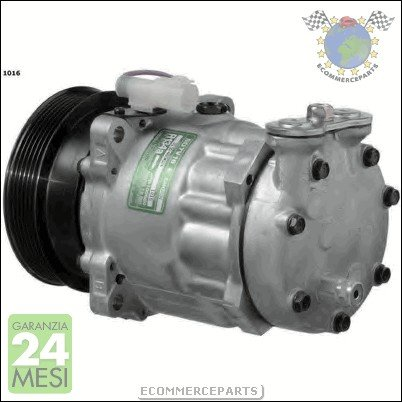 XNY Compresor Aire Acondicionado SIDAT Honda Civic VI Fastback: Amazon.es: Coche y moto