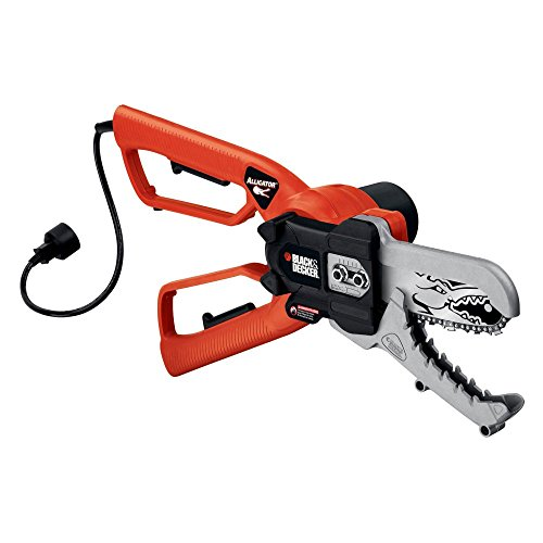 41h4utmlFqL - Black and Decker Lawn and Garden Electric Alligator Lopper