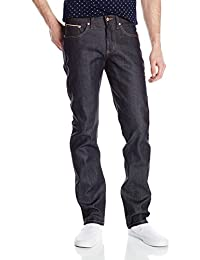 Naked & Famous Denim Men's Weird Guy Tapered Fit Jean In 11Oz Stretch Selvedge