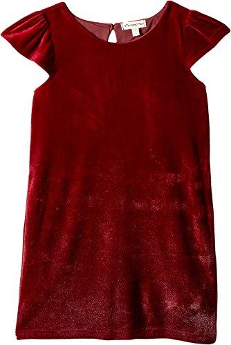 Appaman Girls' Ember Dress, Garnet, 7 (Dress Garnet Kids)