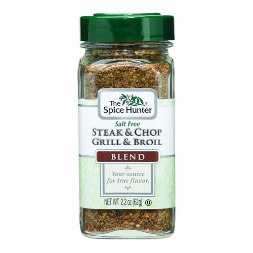 Spice Hunter,Steak & Chop Grill & Broil Blend, 6 - 1.8 Ounce Jars