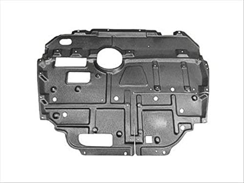 OE Replacement Lexus CT200h Lower Engine Cover Partslink Number TO1228169