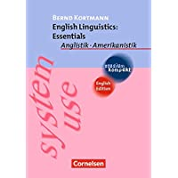 Studium kompakt - Anglistik/Amerikanistik: Linguistics: Essentials (Aktualisierte Ausgabe): Studienbuch