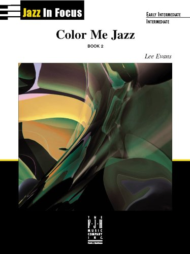 Color Me Jazz, Book 2 pdf epub