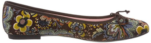 Bisue Bisue Women's Brown Ballet Women's Women's Ballet Brown Bisue 7CIwZ5