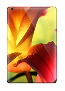8657600J74372925 Fashion Case Cover For Ipad Mini 2(flower)