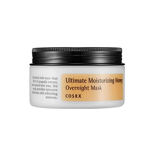 3-Pack-COSRX-Ultimate-Moisturizing-Honey-Overnight-Mask