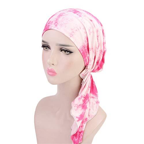 Durag for Women Satin Waves Bonnet Cap Silky Long Tail Headwrap Headwear Afterso