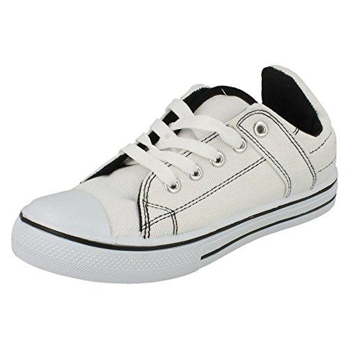 Mädchen Spot On Spot On Weiß Sneaker Weiß Mädchen On Spot Weiß Sneaker Mädchen Sneaker zqf4PP
