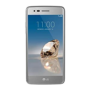 LG Aristo M210 T-Mobile Grey, Clean ESN