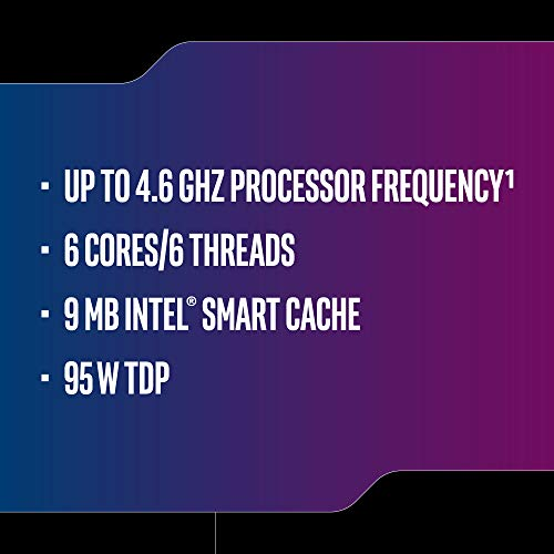Build My PC, PC Builder, Intel Core i5-9600K