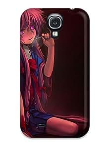 Premium Future Diary Heavy-duty Protection Case For Galaxy S4 wangjiang maoyi