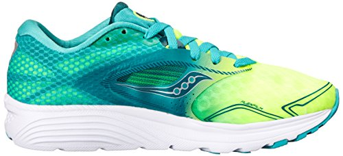 Saucony Women's Kinvara 7 Trail Running Shoes Turquoise (Teal/Citron) cheapest price cheap sale pay with paypal extremely cheap online BbVhqrut