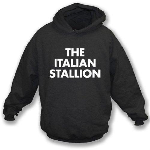The Italian Stallion as worn by Johnny Thunders(New York Dolls)Hooded Sweatshirt
