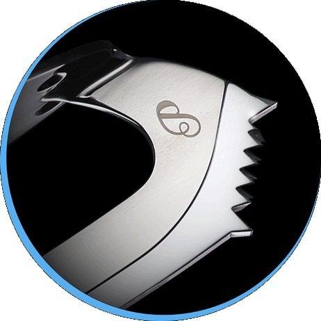 Eclipse Figure Skating Blades - Pinnacle Titanium by Eclipse Blades (Image #1)
