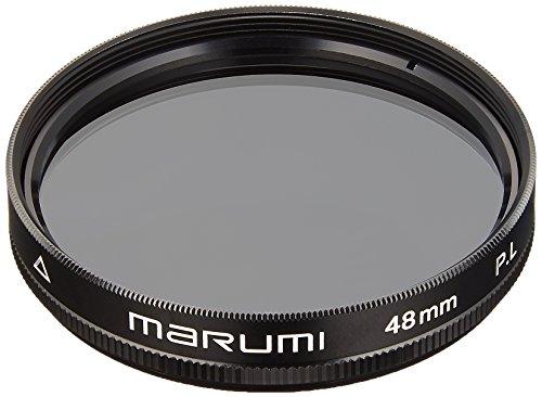 marumi filter for camera polarizing filter 48 mm reflected light removal PL 201056