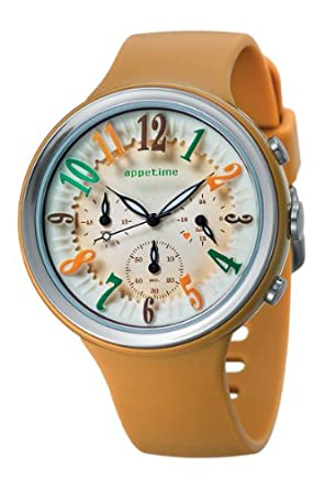 Appetime Japan Damen-Armbanduhr SVD540016 Caramel Macchiato