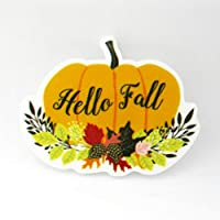 Hello Fall Resin Needle Minder