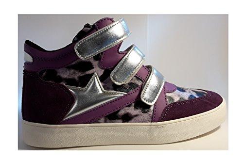 Femme Boots Desert 3 pink Hohenlimburg Purple W qwxUUvn