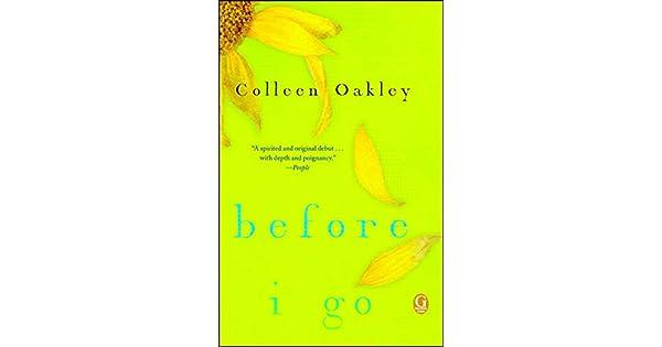 Before I Go - Livros na Amazon Brasil- 9781476761671